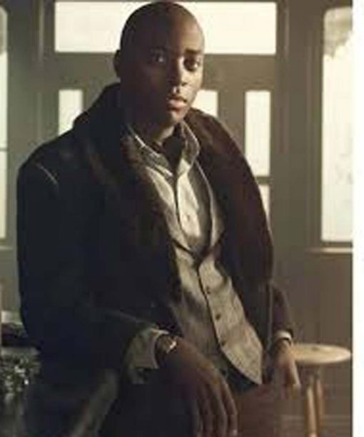 Hainsley Lloyd Bennett Pennyworth Black Coat