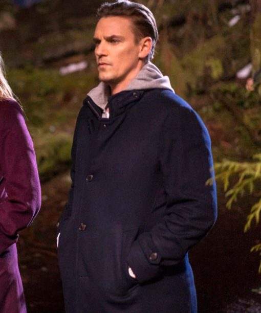 Nancy Drew Riley Smith Coat