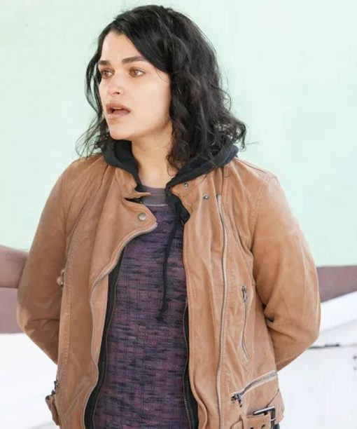 Eve Harlow The Rookie Leather Jacket