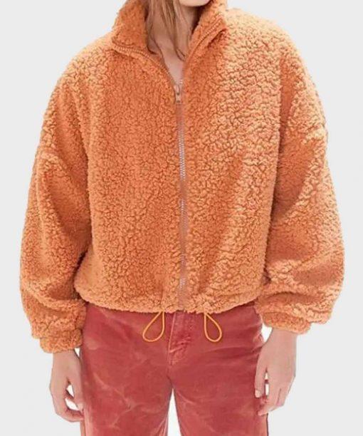 Crystle Lightning Trickster Fur Jacket