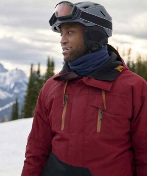 Brooks Darnell A Winter Getaway Hooded Jacket