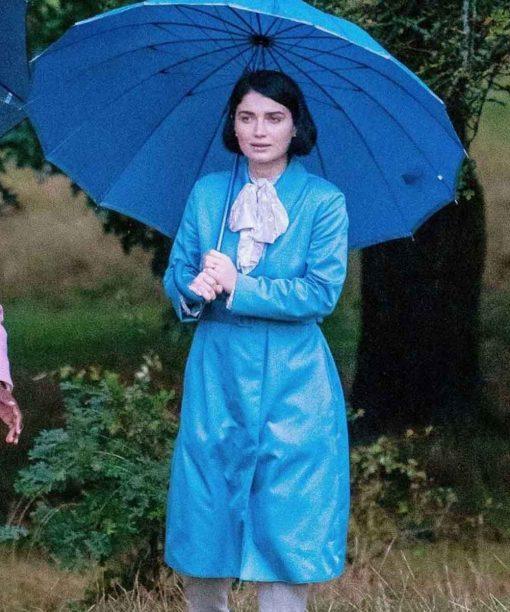 Behind Her Eyes (2021) Eve Hewson Blue Coat