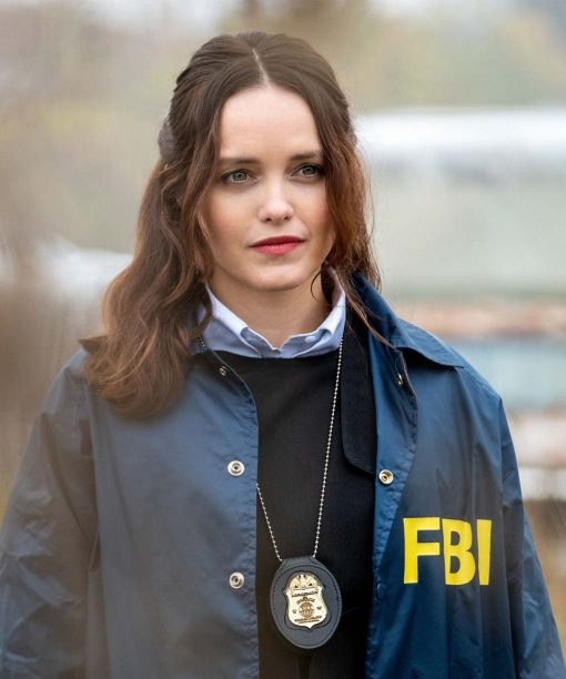 Clarice Rebecca Breeds Jacket