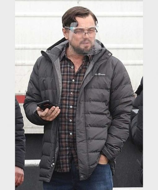 Don't Look Up Leonardo DiCaprio Puffer Jacket