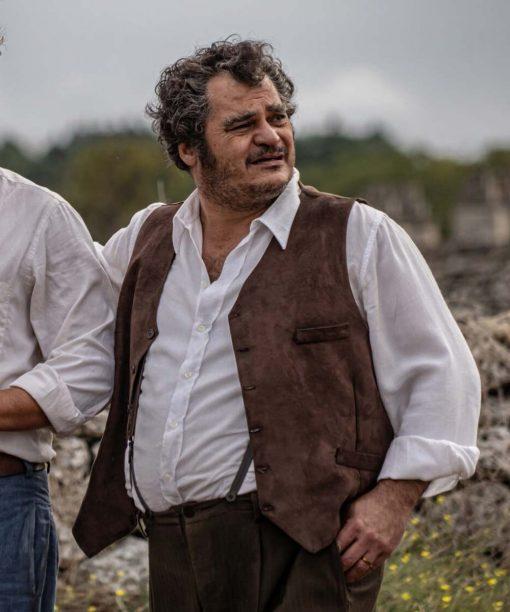 Antonio Gerardi L'ultimo paradiso (2021) Brown Vest
