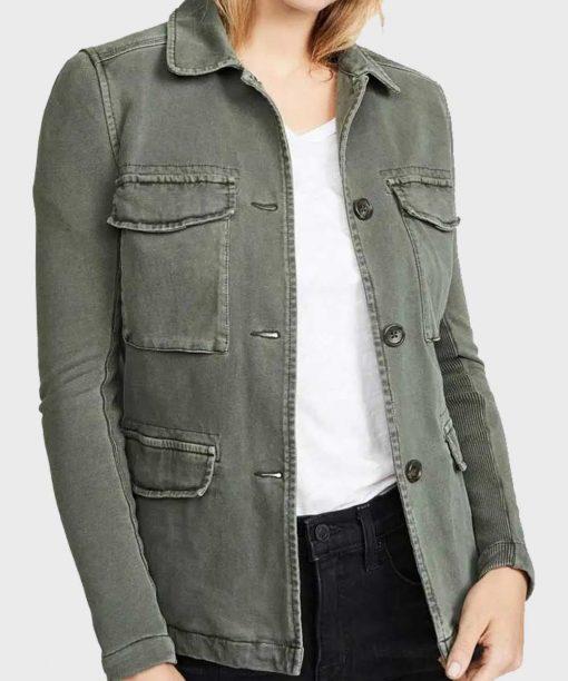 Levy Tran MacGyver S05 Green Jacket