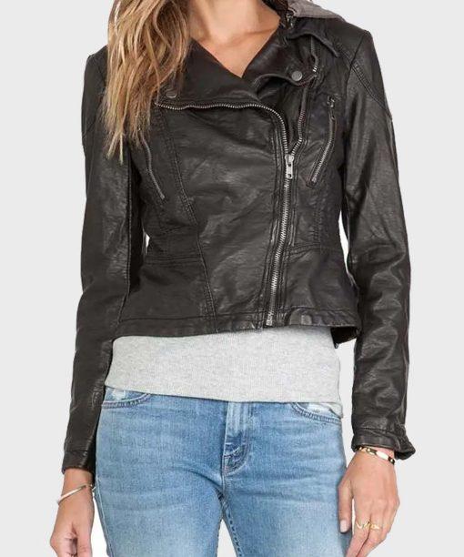 Tristin Mays Macgyver S05 Hooded Jacket