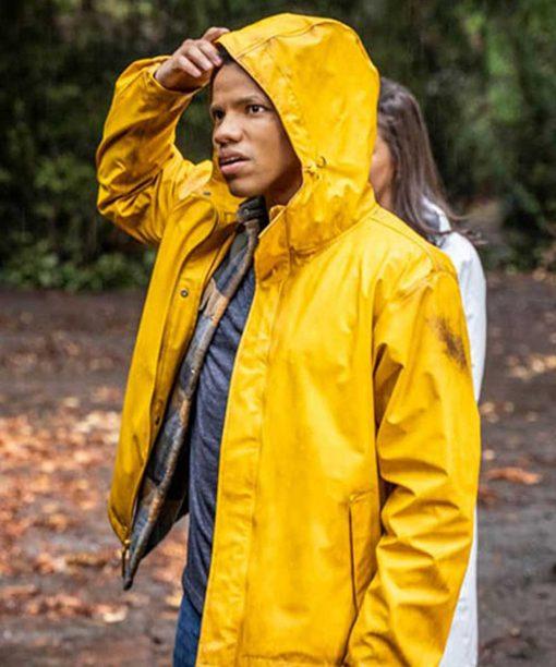 Tunji Kasim Nancy Drew Hooded Jacket