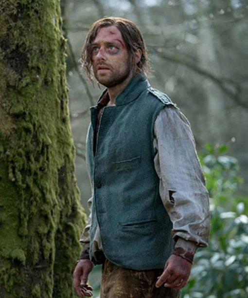 Outlander Richard Rankin Vest