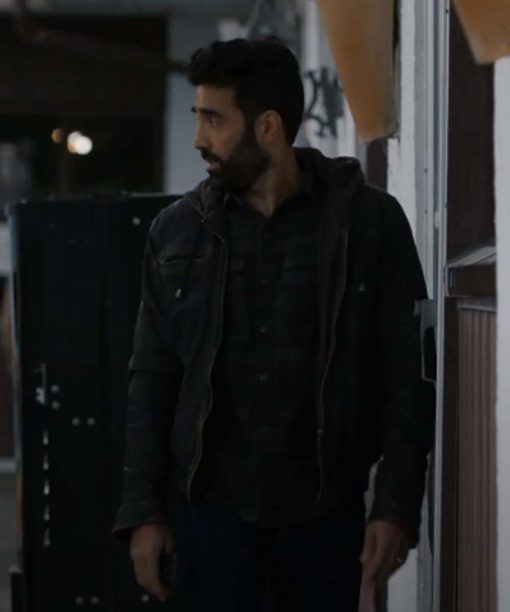 Al Mukadam Pretty Hard Cases Leather Jacket