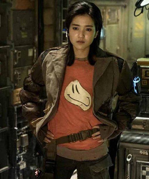 Kim Tae-Ri Space Sweepers (2021) Jacket