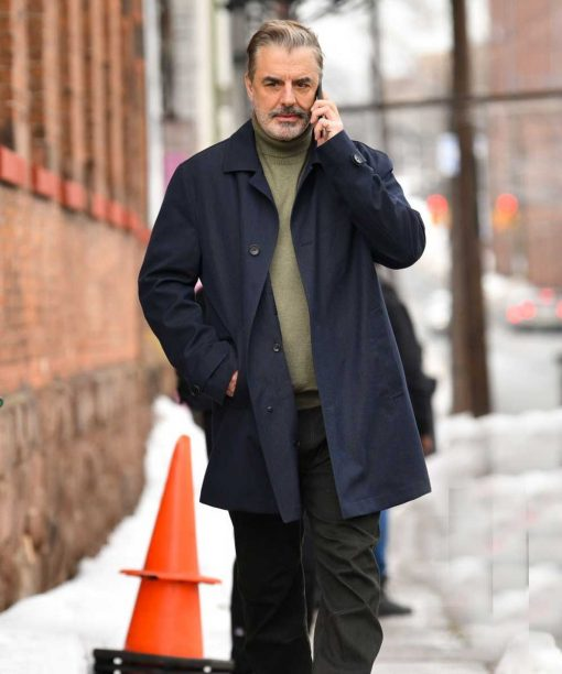 Chris Noth The Equalizer 2021 Blue Coat