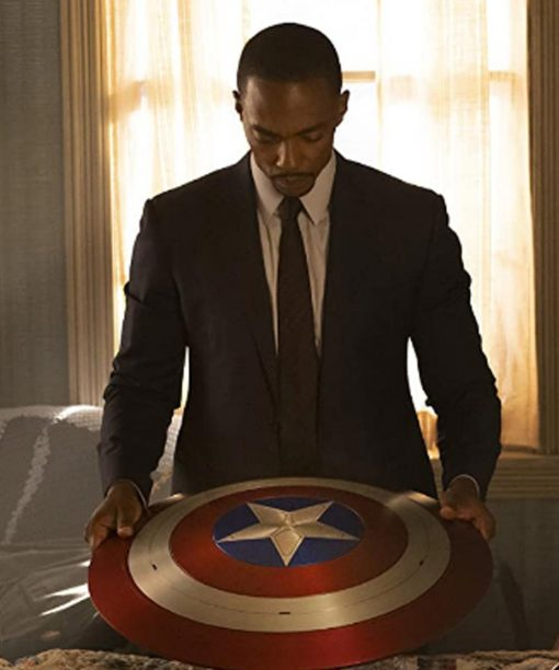 The Falcon and the Winter Soldier (2021) Anthony Mackie Black Blazer