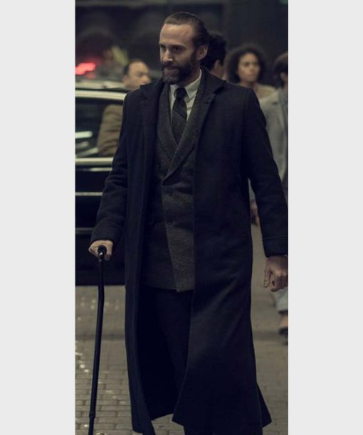 The Handmaids Tale Fred Waterford Black Coat