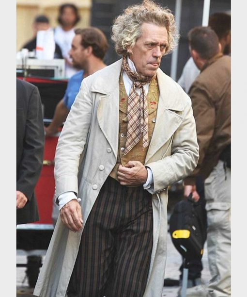 Hugh Laurie The Personal History of David Copperfield Coat
