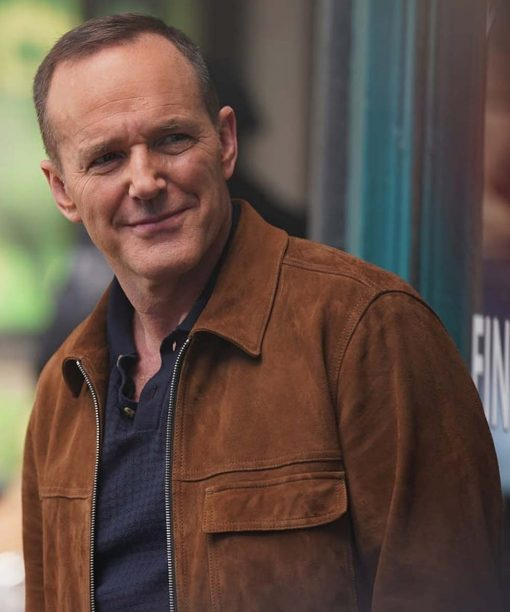 Phil Coulson Agents Of Shield Brown Jacket