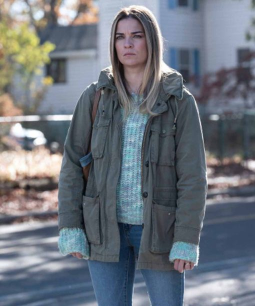 Kevin Can F**k Himself Annie Murphy Hooded Jacket