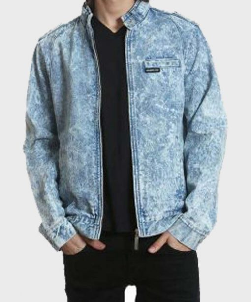 Good Girls David Hornsby Blue Denim Jacket