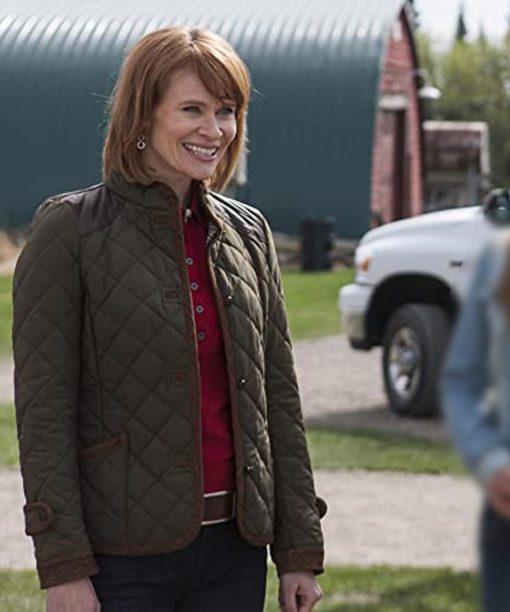 Lisa Ryder Heartland Quilted Jacket