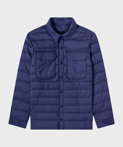 Heartland Chris Potter Purple Jacket