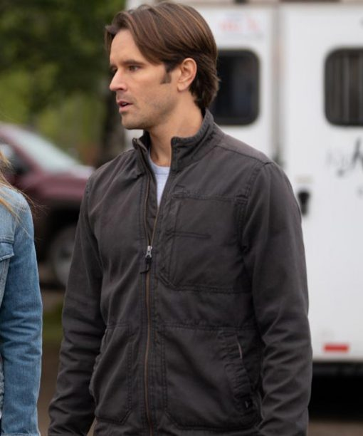 Graham Wardle Heartland Black Jacket