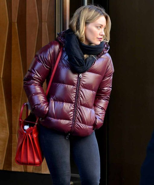 Kelsey Peters Younger Puffer Hooded Jacket