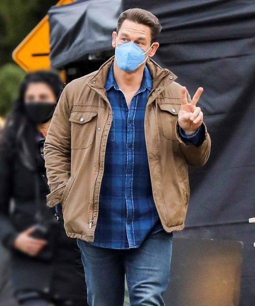 Peacemaker John Cena Cotton Jacket