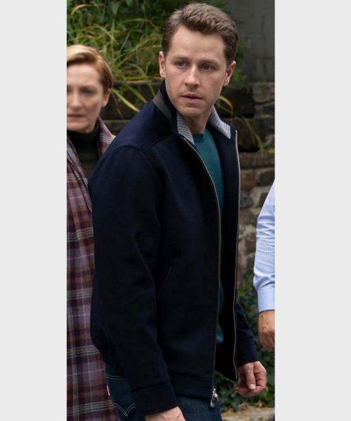 Ben Stone Manifest Blue Jacket