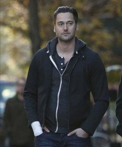 The Blacklist Ryan Eggold Leather Jacket