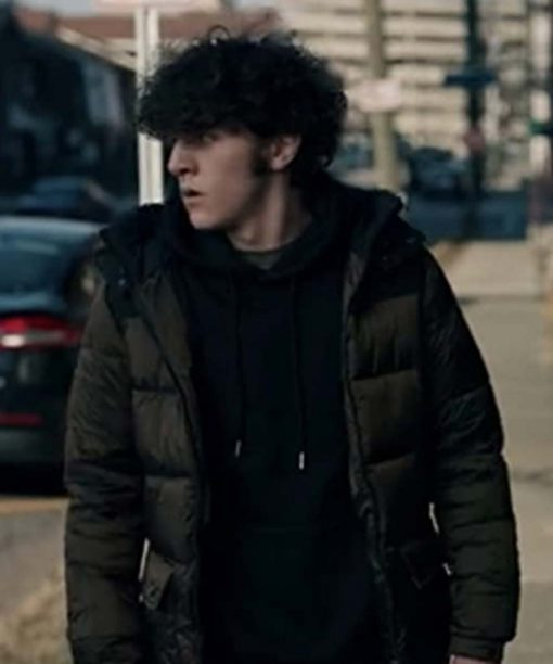 The Equalizer (2021) Daniel Siani Puffer Jacket