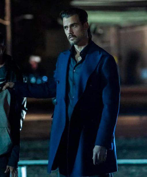 Thomas Beaudoin The Equalizer (2021) Blue Coat