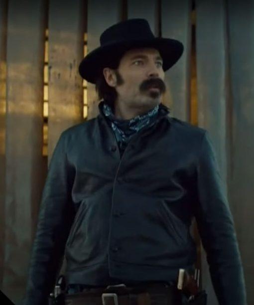 Wynonna Earp S04 Tim Rozon Leather Jacket