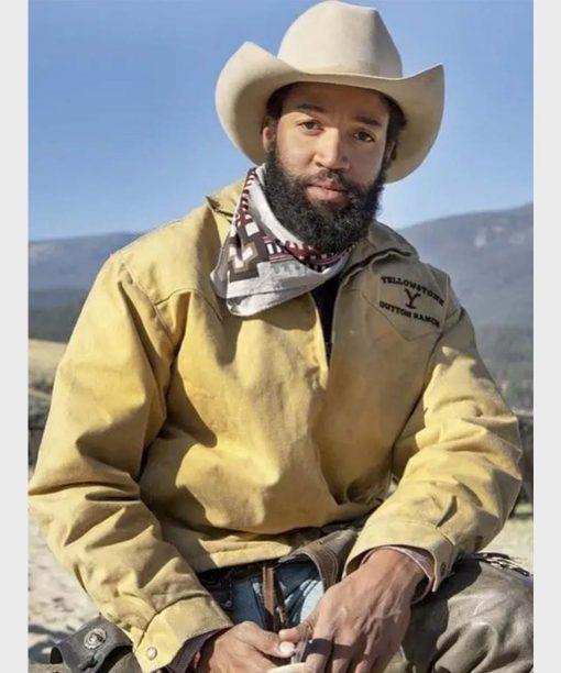 Denim Richards Yellowstone Cotton Jacket