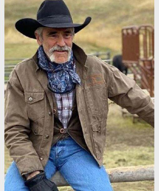 Yellowstone Forrie J. Smith Cotton Jacket