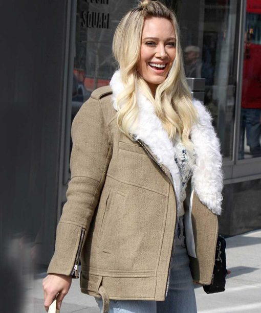 Kelsey Peters Younger Cotton Jacket