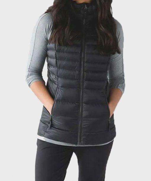 Zoey's Extraordinary Playlist Mary Steenburgen Hooded Vest