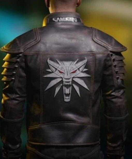 Cyberpunk 2077 Wolf School Witcher Jacket