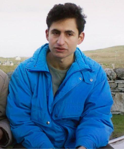 Amir El-Masry Limbo (2021) Blue Jacket