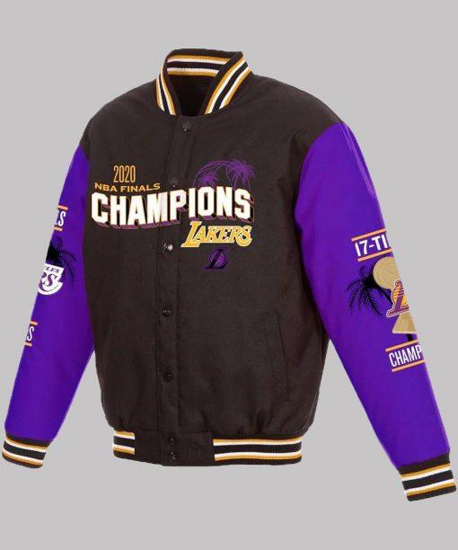 17x NBA Finals Champions Jacket