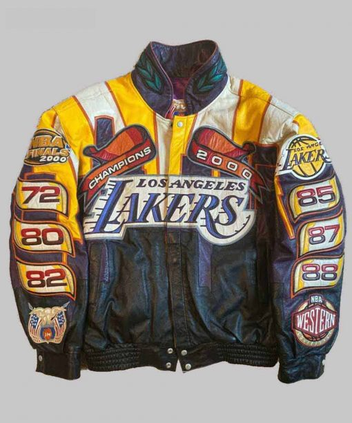 2000 Championship Jacket