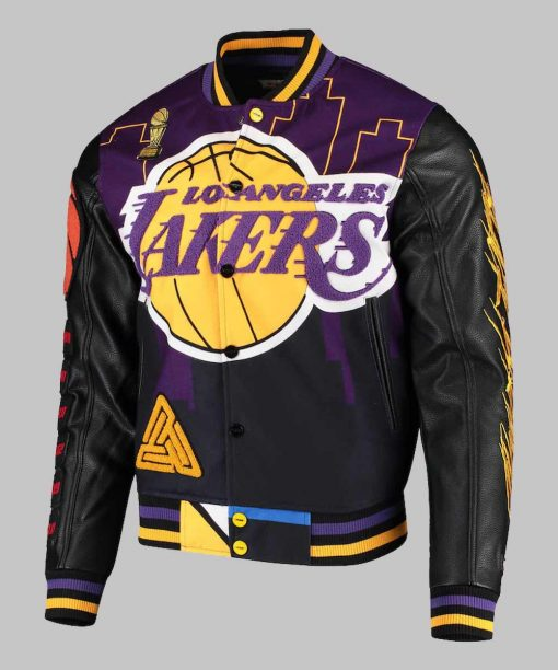 Champions NBA Pyramid Jacket