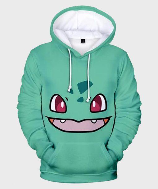 Bulbasaur Pokemon Hoodie