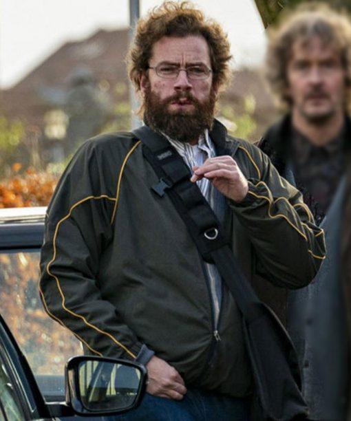 Riders of Justice Nikolaj Lie Kaas Jacket