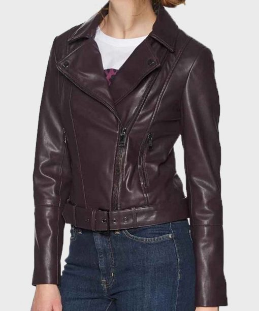 Lili Reinhart Riverdale S05 Leather Jacket