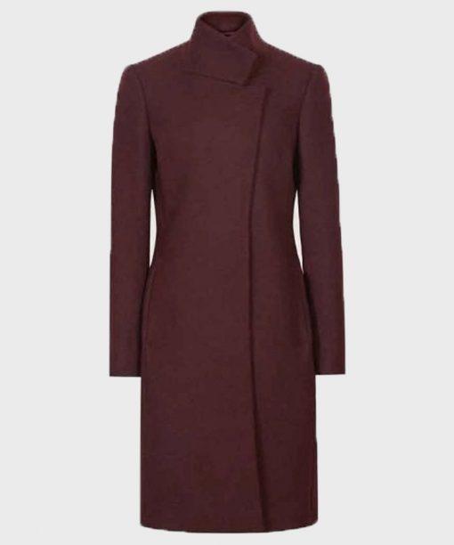 Hope Mikaelson Legacies S03 Brown Coat