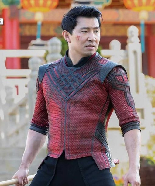 Shang-Chi and the Legend of the Ten Rings Leather Jacket
