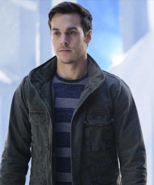 Chris Wood Supergirl Cotton Jacket