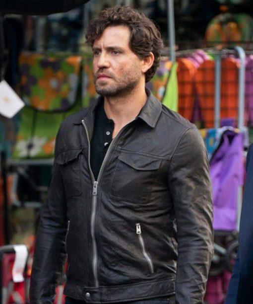 The 355 Edgar Ramírez Leather Jacket