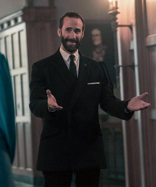 Joseph Fiennes The Handmaids Tale Black Blazer