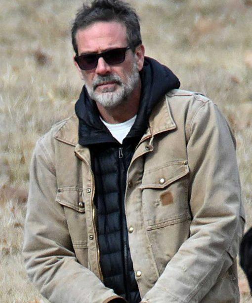 The Unholy Jeffrey Dean Morgan Cotton Jacket
